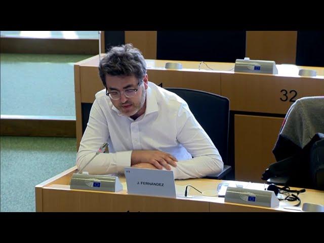 Mário Centeno en la comisión ECON / Mário Centeno at the ECON Committee