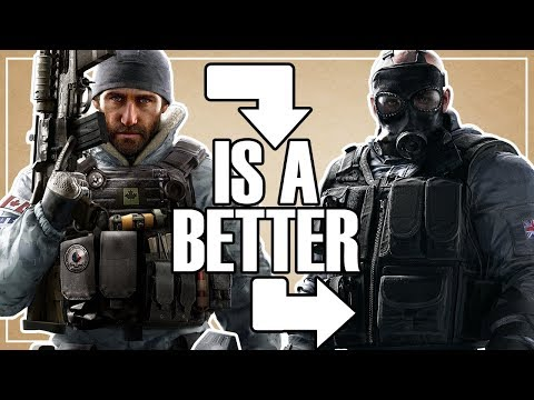 The State Of Power Creep In Rainbow Six Siege