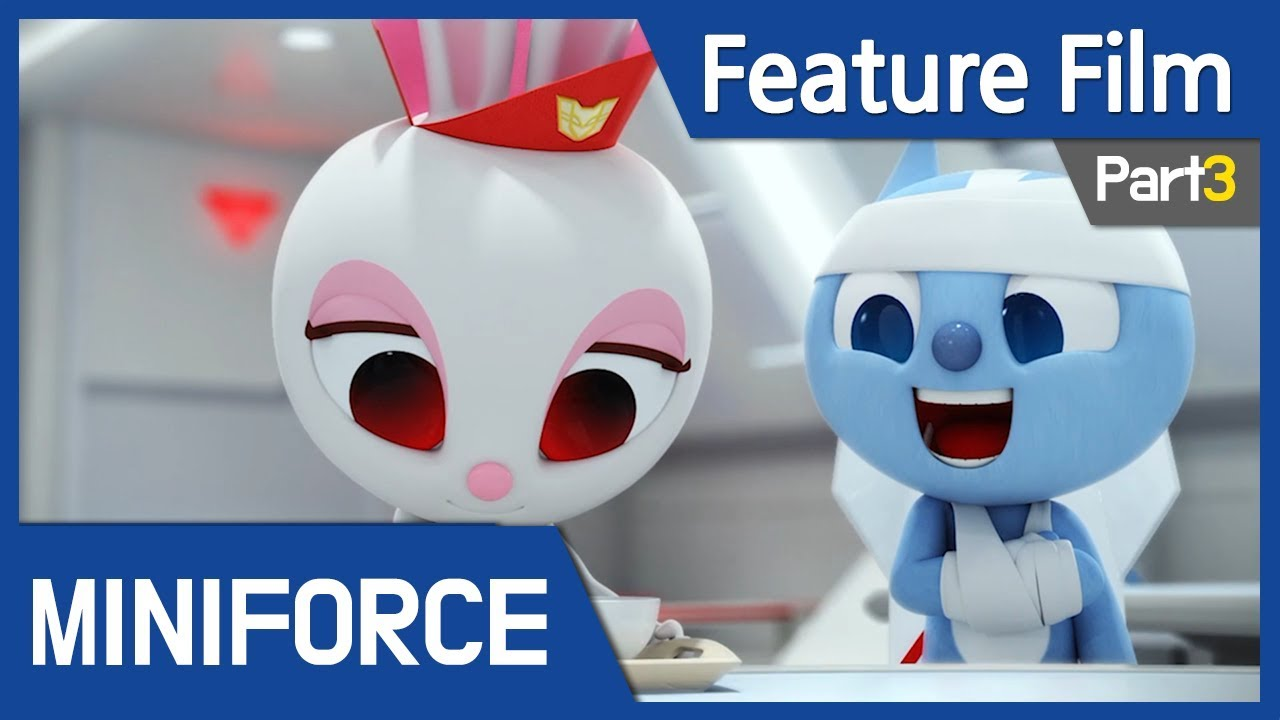 [Feature ] Mini Force New Heroes Rise Part3