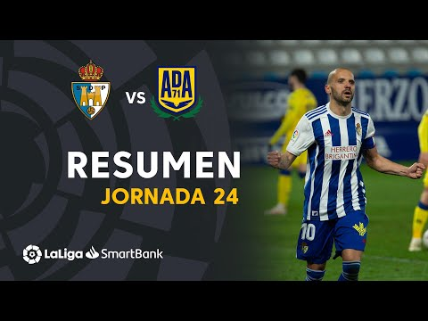 Ponferradina Alcorcón Goals And Highlights
