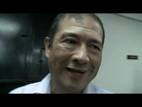 El exguerillero guatemalteco Fermín Solano Barrilas, condenado a 90 años de cárcel