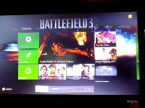 How to download music onto your xbox