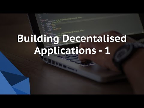 Build Decentralised Application | Make your own Dapp | Blockchain Tutorial | Eckovation