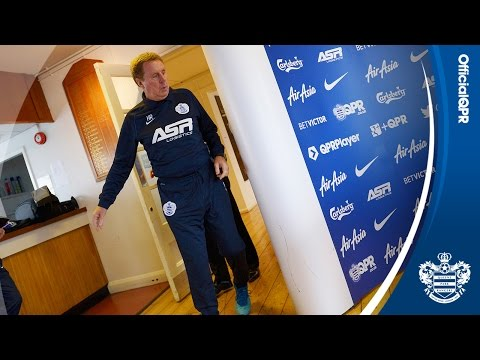 HARRY REDKNAPP'S PRE-CRYSTAL PALACE PRESS CONFERENCE