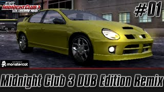 Midnight Club 3 DUB Edition Remix [Let's Play/Walkthrough]: Career Mode Part 1