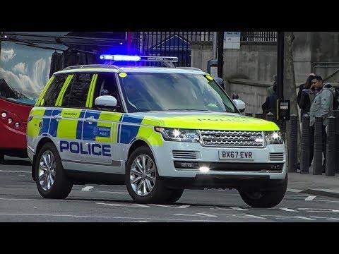 New | Metropolitan Police SEG | Range Rover Vogue