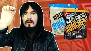 Irish People Try Hershey's American Chocolate