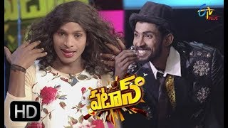 Patas | Express Hari & Yadamma Raju Performance | 26th April  2018 | ETV Plus