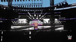 WWE 2K18 Seth Rollins Wrestlemania 34 Attire Entrance