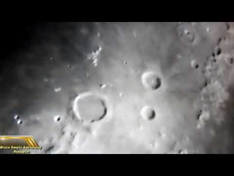 More UFO's Flying Over Archimedes Crater March 2018