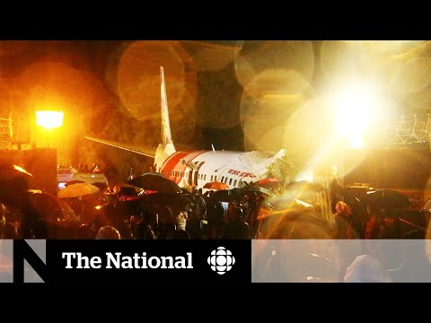 CBC News: The National: At least 17 dead after repatriating Air India flight crashes