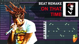 """How """"ON THAT TIME"""" by Playboi Carti was made in FL Studio 