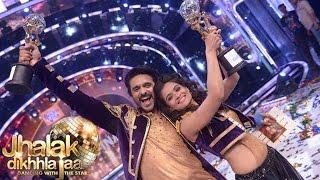 Ashish Sharma Winner Of Jhalak Dikhla Ja Season - 7