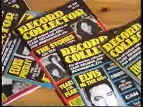 Rare Record Collecting in the UK - 1990