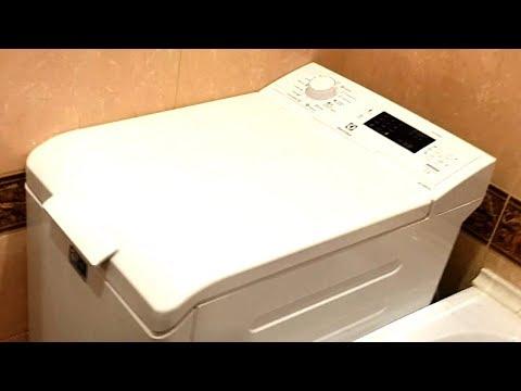 Стиральная машина Electrolux EWT 0862 IFW. Отзыв и обзор