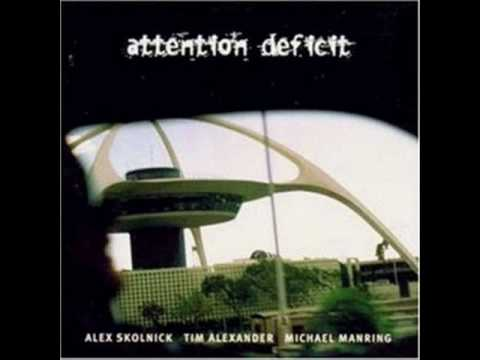 An Exchange of Niceties - Attention Deficit (Debut album)