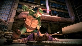 Teenage Mutant Ninja Turtles: Out Of The Shadows [HD] - Walkthrough | Part 8