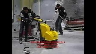 ПОЛИРОВАННЫЙ БЕТОН(Полированный бетон, очень прочный и надежный вид финишной отделки полов. Пол не пылит и выглядит бесшовной,..., 2014-03-28T17:50:50.000Z)
