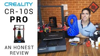 Creality CR-10S Pro - An honest review *UPDATE IN DESCRIPTION*