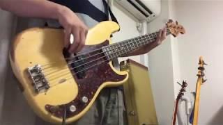 Suchmos - STAY TUNEを今更弾いてみました この曲ベースかっこいいです...