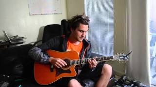 Ravaughn Best Friend Guitar Tutorial / Lesson