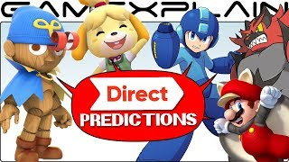 Nintendo Direct PREDICTIONS Discussion - Switch Online, NSMBU Deluxe & Geno for Smash Bros Ultimate?