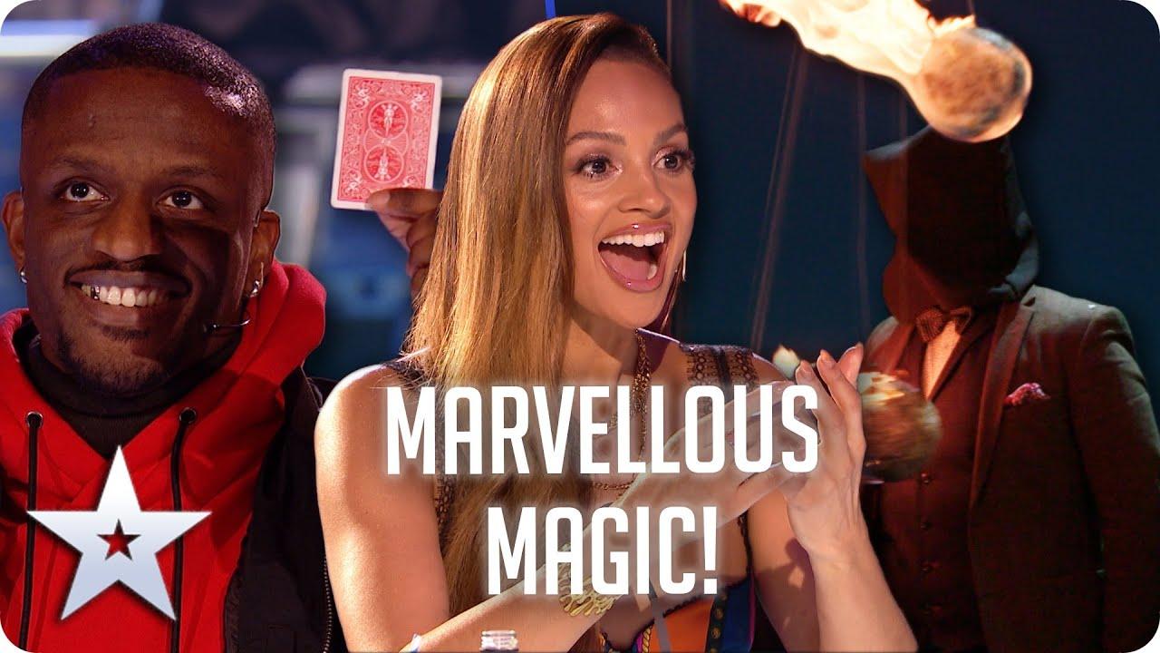 Marvellous MAGIC Moments: Part 1 | BGT 2020