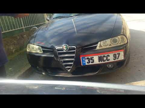 Alfa Romeo 156 Far Temizliği
