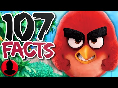 107 Angry Birds Movie Facts YOU Should Know - (ToonedUp #146) | ChannelFrederator