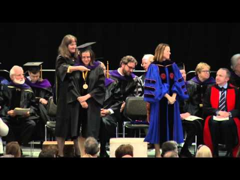 University of Iowa College of Law Commencement - May 15, 2015 on YouTube