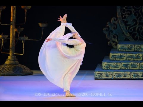 Beautiful Chinese Classical Dance【7】《薰香 》石雪涵-1080p