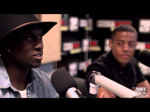 Nico & Vinz Explain The Message In Their Music, How They Met + More
