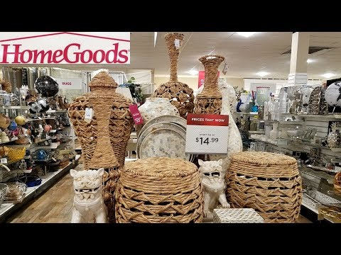 Shop WITH ME HOMEGOODS HOME DECOR IDEAS WALL ART SUMMER WALK THROUGH JUNE 2018
