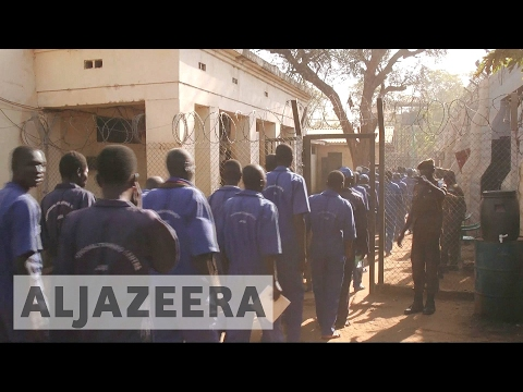 South Sudan prisoners linger in jails ahead of trials