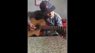 Guitar Chất Quê Hoài Nam   Hà Tĩnh Gặp nghệ sĩ đầu năm 2018 A Giã từ Sâu