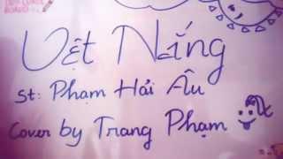 Trang Phạm: Vệt Nắng- Guitar cover
