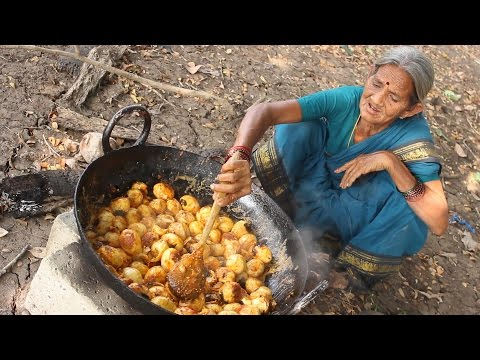 Thumbnail: Special 100 Eggs Curry Recipe By My Grandma || Myna Street Food || Food Info