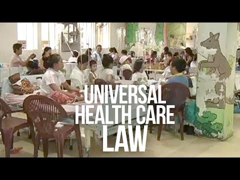 24 Oras: IRR ng Universal Health Care Law nilagdaan na; Pero pondo nito kulang pa ayon sa PhilHealth