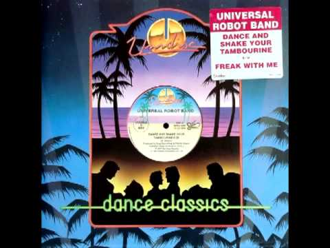 UNIVERSAL ROBOT BAND - DANCE & SHAKE YOUR TAMBOURINE (SINGLE - 1977).mpg