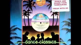 UNIVERSAL ROBOT BAND - DANCE & SHAKE YOUR TAMBOURINE (SINGLE - 1977).mpg