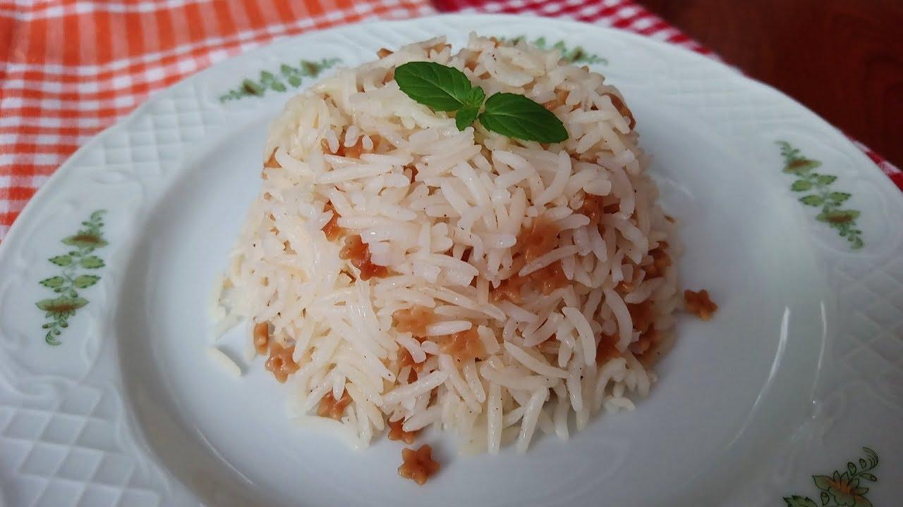 Yıldız Şehriyeli Pirinç Pilav