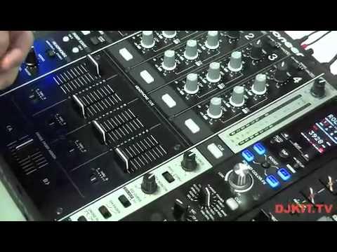 DJkittv get indepth with the Pioneer DJ DJM-750 MIXER