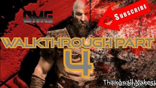 God of War Walkthrough part 4