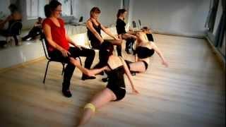 Мастер-класс по привату Аней Швецовой в Ritmo Dance