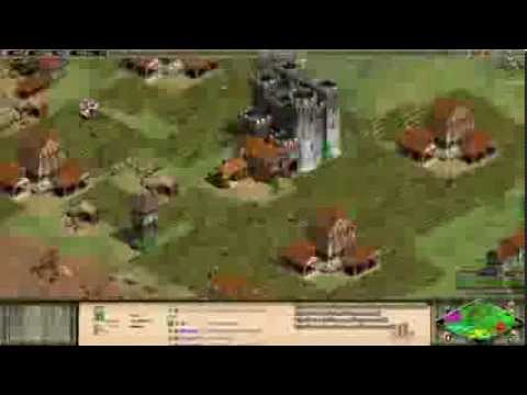 Aoe2 HD: Teaching Rookie Players #6 (Unit Counters, Raiding,