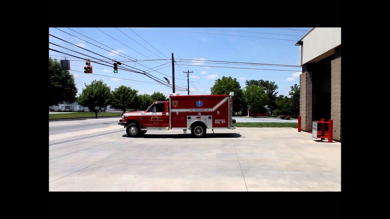First Responder Unit 409 - Sawmills Fire Department & Caldwell County EMS
