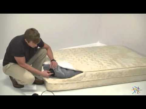 Air Dream Sleeper Sofa Mattress Video Product Review Video