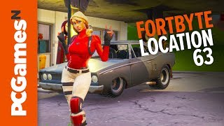 Fortnite Fortbyte guide - Number #63