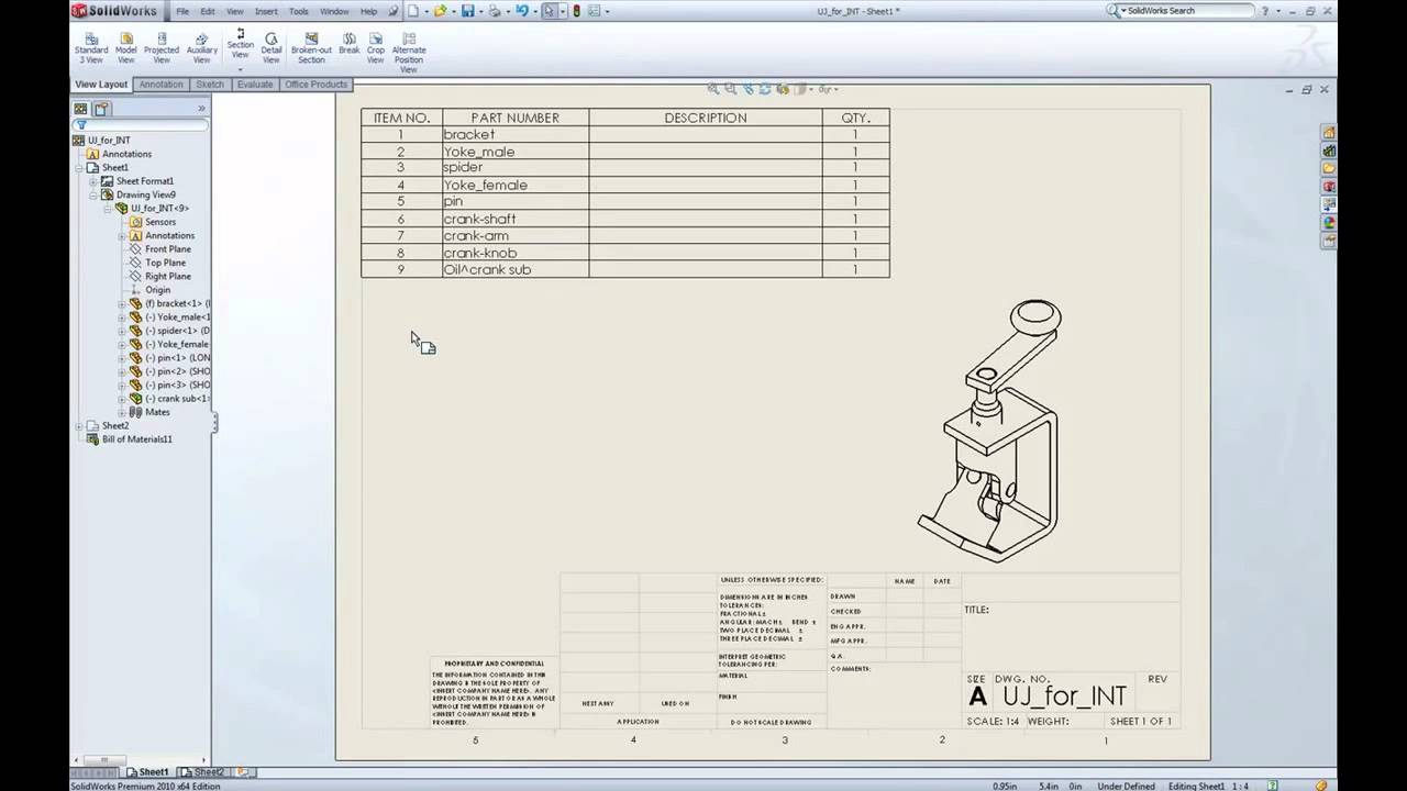 solidworks bom options youtube. Black Bedroom Furniture Sets. Home Design Ideas