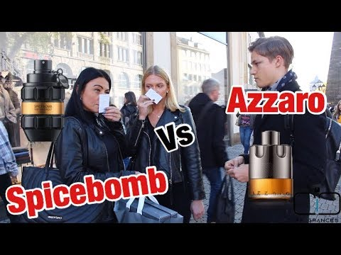Viktor & Rolf Spicebomb extreme vs Azzaro wanted by night | fragrance test